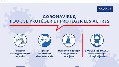 Ensemble contre le Coronavirus