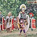 La ferme royale de Javarzay (Chef-Boutonne) Les Romains aux Francs - Clotaire Ier de saint Junien à Nouaillé