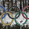 J.o. d'hiver de pyeongchang