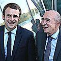 <b>Gérard</b> <b>Collomb</b> se prend-il pour le Président de la République ?