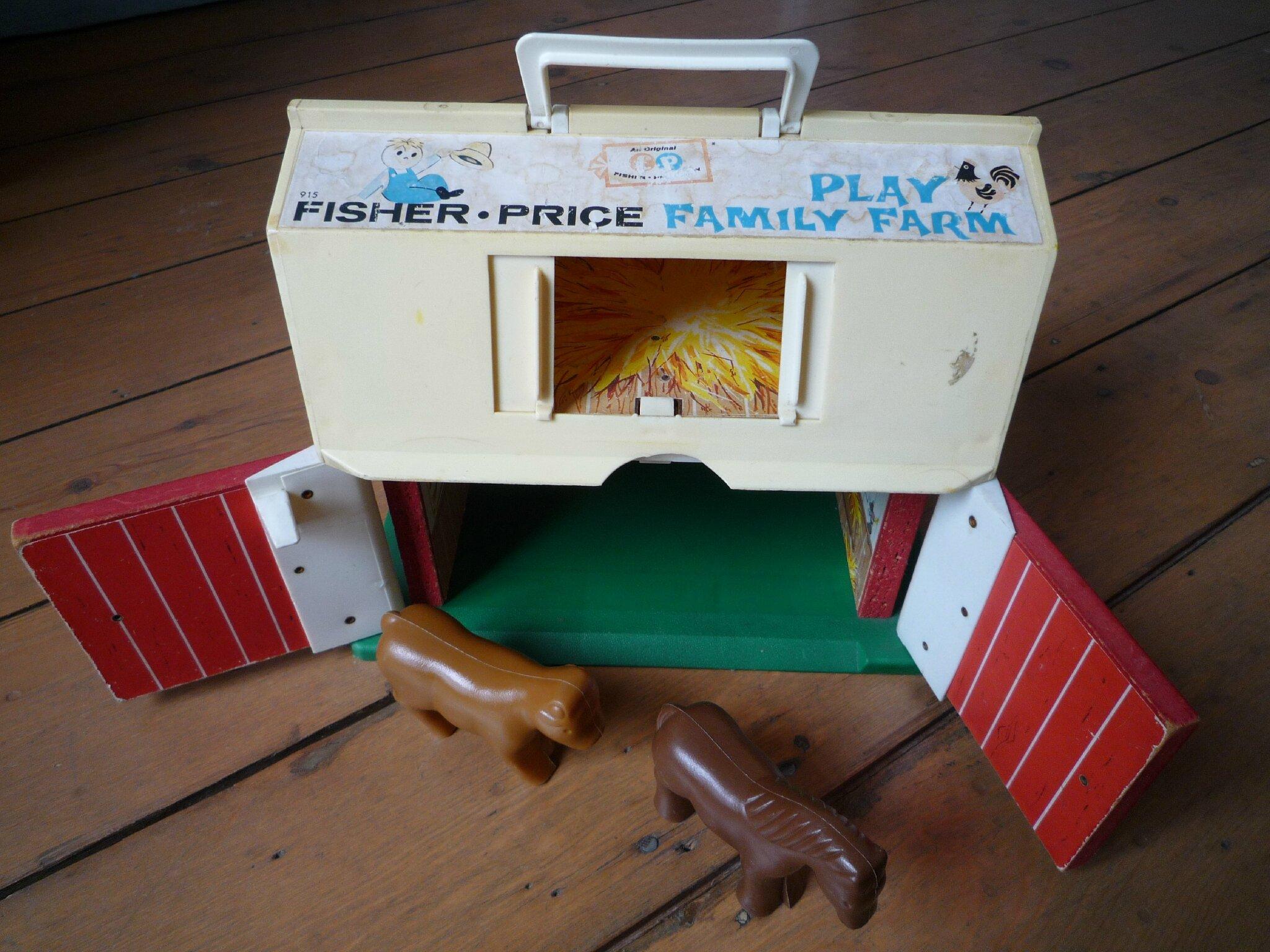 Ferme - Fisher Price