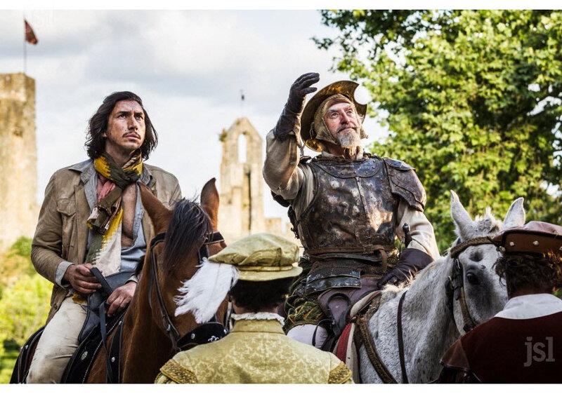 Don QuichottE interdit de projection