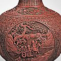 Middle eastern art & chinese ceramics lead skinner's asian works of art auction