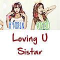 <b>Sistar</b> - Loving you