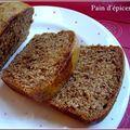 pain d épice d 'Eryn