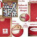 Cadeau de naissance Margot