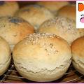 Petit pain aux graines