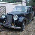 AUSTIN A 125 England - 1953