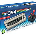 Le c64 mini pointe son nez