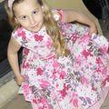 La robe trapéze elle adore !