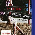 13 reasons why ►, de jay asher - lu par florine orphelin & gauthier battoue