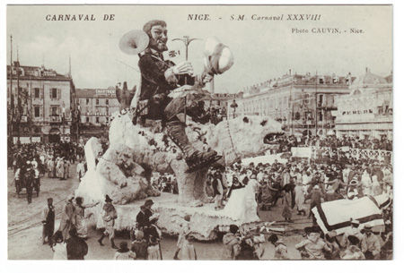 06 - NICE - Carnaval - 1910