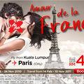 Paris - KL vraiment pas cher grâce à Air Asia!