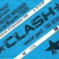 <b>The</b> <b>Clash</b> - Vendredi 25 Septembre 1981 – Théâtre Mogador, Paris