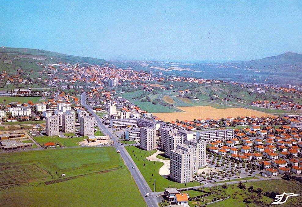 Cournon d'Auvergne, agglomération de Clermont-Ferrand