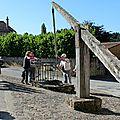 Le musée-jardin cécile sabourdy et la médiathèque du père castor !