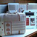 Dédicace geneviève dubuisson - la valise de patchwork