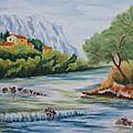 Paysage - rivière