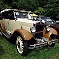 Studebaker cabriolet-1927