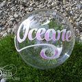Une petite bulle...