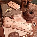 The Long Winter US $ 7.00