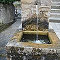 Saint-Guilhem le Désert (Fontaines).