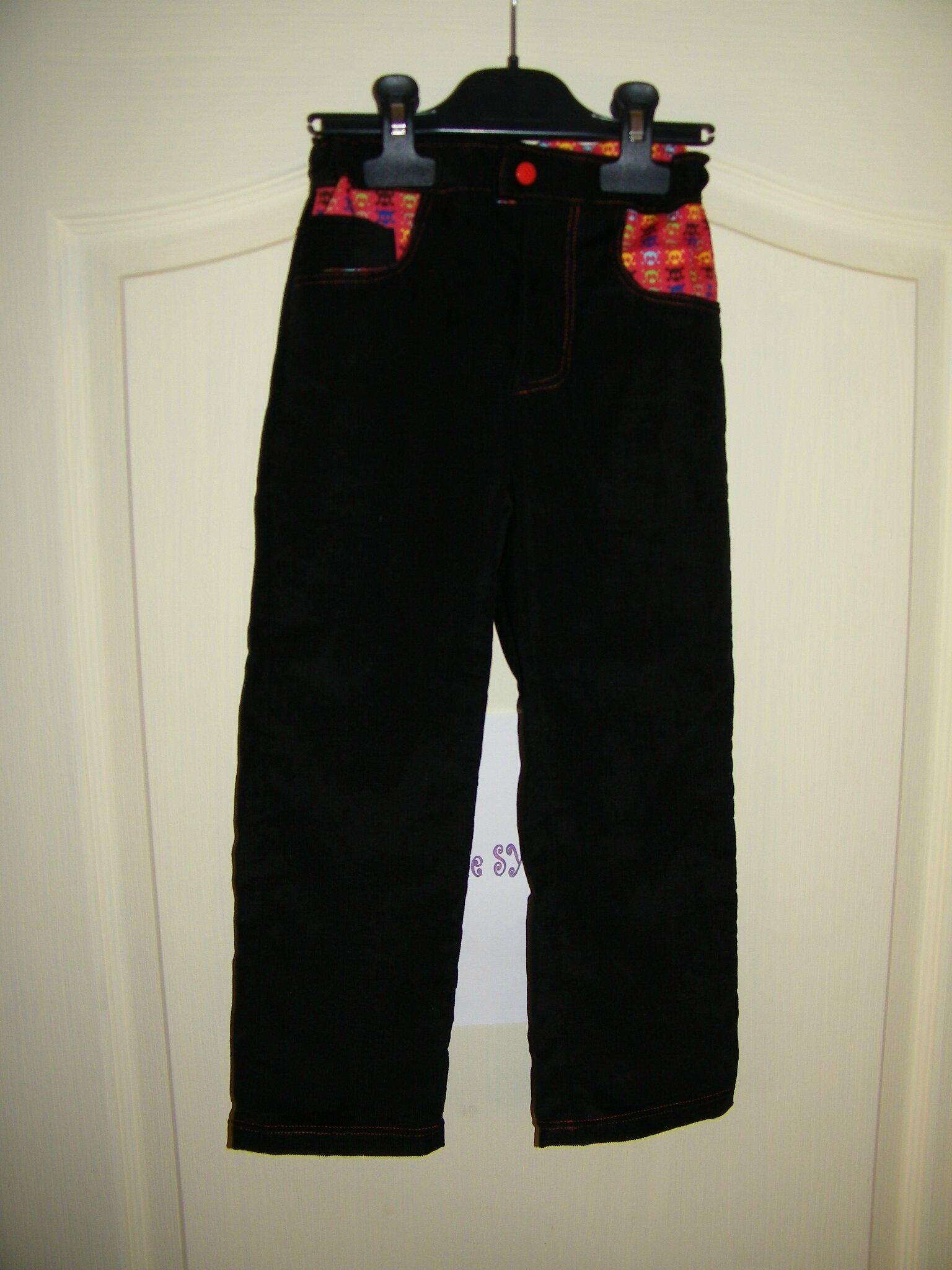 Pantalon de mon Loulou, ça, c'est fait!!^^