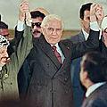 Discours d'Abdelhamid Mehri à l'occasion du 40ème jour du décès du Président <b>Yasser</b> <b>Arafat</b>, le 25 décembre 2004