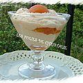 Mousse abricots