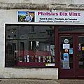 Plaisirs Dix Vins La Couronne Charente <b>caviste</b>