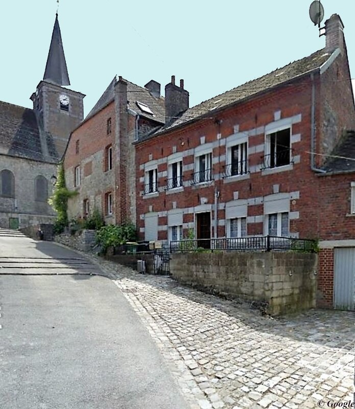 TRELON-Rue Guillaume Deltour