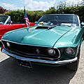 Ford mustang 1969 convertible
