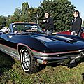 <b>Chevrolet</b> <b>Corvette</b> Sting Ray convertible-1963