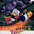 Test de Deep <b>Duck</b> Trouble Starring Donald <b>Duck</b> - Jeu Video Giga France