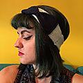 Comment j'ai débuté le tricot - partie 3 : mon premier <b>headband</b> !