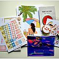 DT <b>Slowlife</b> Planner box-Aout 2019