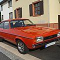 FORD Capri Mk2 1.6 GL Lipsheim (1)