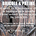Bricole & patine