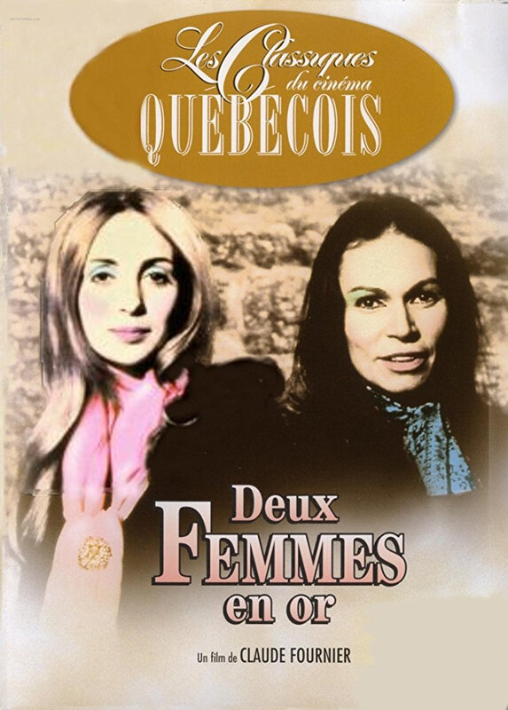 Deux femmes en or
