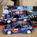 Citroen Miniatures de Rallye