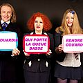 HABILE…LA FAMILLE <b>ACKERMANN</b> !!!