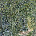 'Van Gogh, Rousseau, <b>Corot</b>: In the Forest' opens at the Van Gogh Museum