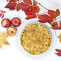 <b>Apple</b> <b>Pie</b> crumble (tarte crumble aux pommes)