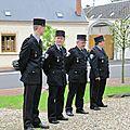 2 Les sapeurs pompiers Catillonnais