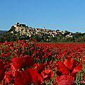 Petite balade estivale et musicale au coeur de la provence