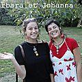 Barbara et Johanna atelier fimo pompertuzat