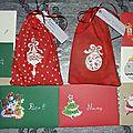 Les cadeaux de Mathis et Amorine - Noël 2015