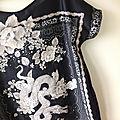 La robe de la khaleesi !!