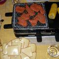 Raclette tex-mex
