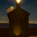 Lightning chimney